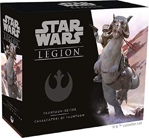 Star Wars Tauntaun - Star Wars: Legion - Tauntaun-Reiter •