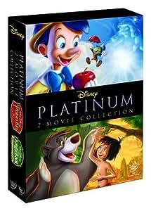 Pinocchio/Jungle Book [DVD]