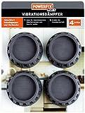 POWERFIX® Vibrationsdämpfer, 4 Stück