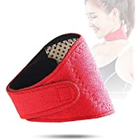 Turmalin rot OK Tuch Neopren selbsterhitzend Nackenschutz Pad Ferninfrarot Negative Ionen Nackenband Halswirbelsäule... preisvergleich bei billige-tabletten.eu