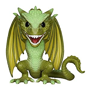 POP Game of Thrones 6 Rhaegal Vinyl Figure