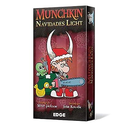 Edge Entertainment Munchkin Navidades Light – Español