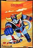 Goldrake Poster Grendizer Ufo Robot Go Nagai - Dynamic Yamato 88X60 CM