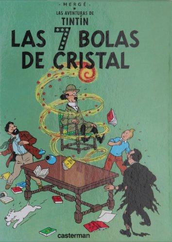 Las aventuras de Tintin : Las 7 bolas de...