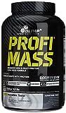 Olimp Profi Mass - Gewichtszunahme, Geschmack Schokolade, 1er Pack (1 x 2.5 kg)