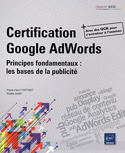 Certification Google Adwords par Pierre-Henri COFFINET