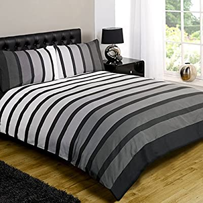 Just Contempo Duvet Cover Set produced by Just Contempo - quick delivery from UK.