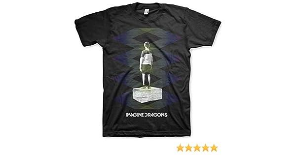 Imagine Dragons T shirt Zig Zag hommes: