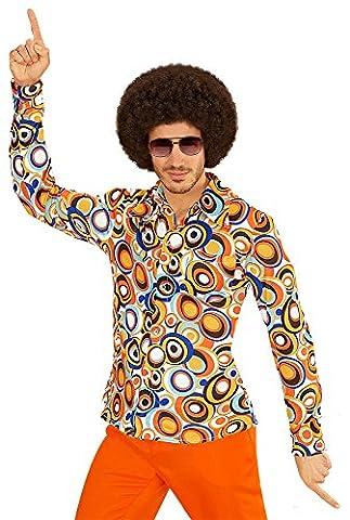 NEU Herren-Kostüm Hemd, Bubbles, Gr. L-XL