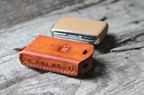 100-handmade-leather-remote-key-case-for-volvo-xc90-s90-volvo-v90-vegetable-tanned-leather-key-chain