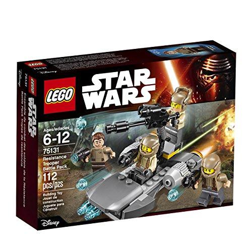 LEGO Star Wars Resistance Trooper Battle by - Battle Pack Resistance Lego Star 75131 Wars