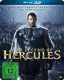 The Legend of Hercules - Steelbook [3D Blu-ray]
