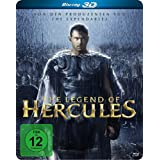 The Legend of Hercules - Steelbook