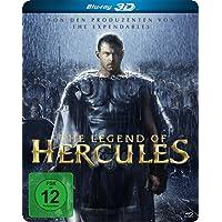 The Legend of Hercules - Steelbook