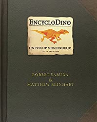EncycloDino : Un pop-up monstrueux