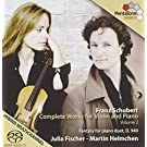 Complete Works for Violin & Piano VOL.2