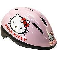 Hello Kitty 802068 Half shell casco para bicicleta - cascos para bicicleta (Fijo, Chica