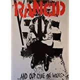 OUT OF STOCK - Rancid / Wolves Out Come The Wolves Poster Drucken (60,96 x 91,44 cm)