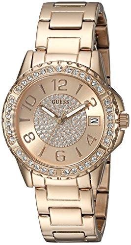 guess-mujer-u0779l3-crisp-rose-gold-tone-reloj-con-funcion-de-fecha