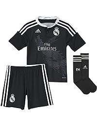 Equipación Infantil Real Madrid Champions 3ª ...