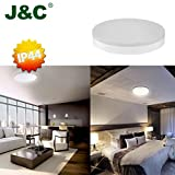 AETHLUX® 12W LED Round Ceiling Light IP44...