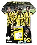 BVB Tagesabreißkalender 2017 - Fußballkalender Borussia Dortmund - 24 x 30 cm
