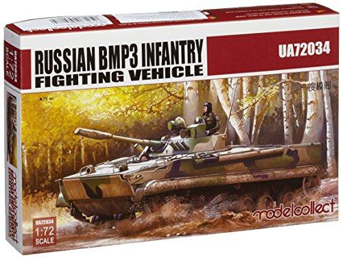 Modelcollect ua72034-Maqueta de bmp3e Infantry Fighting Vehicle