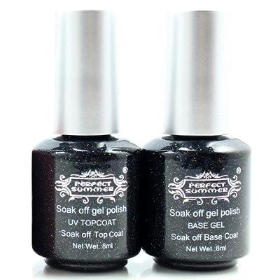 Perfect Summer gel polish UV Nail Base and Top Coat