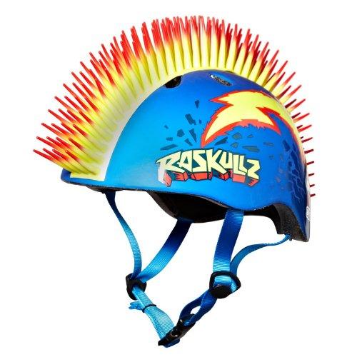 Unbekannt Raskullz Kids 'c-preme Helm Bolt Hawk, blau, One Size