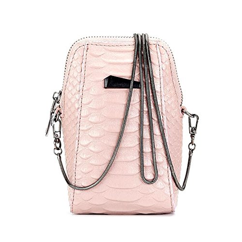 GSPStyle , Portamonete , Grey (grigio) - 007085 Pink