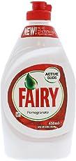 Fairy Dish Washing Liquid Active Suds 450 ml Pomegranate