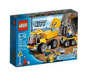 Lego City - 4201 - Jeu de Construction - Le Camion-Benne