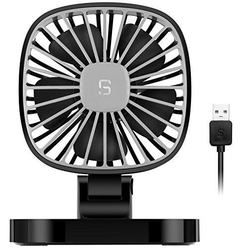 COMLIFE Ventilateur USB...