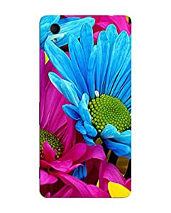 FurnishFantasy Designer Back Case Cover for Sony Xperia M4 Aqua,Sony Xperia M4 Aqua Dual