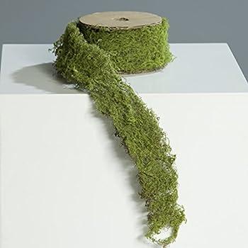 Mousse rouleau vert 5cm x 200cm Plante Artificielle par DPI