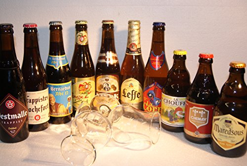 bier-probier-set-10-belgische-spezialbiere-mit-2-glaser-limitiert