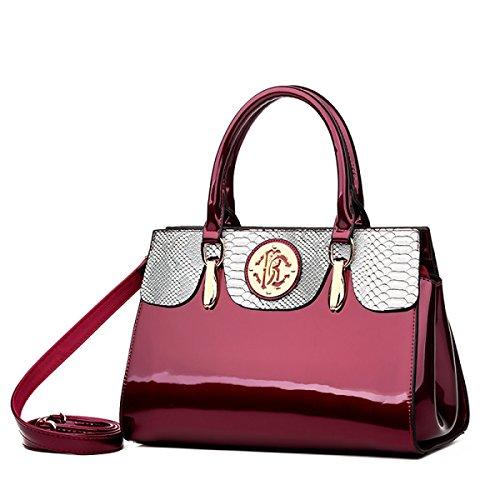 Borsa A Mano Semplice Di Colpo Di Signora Elegante Nobile Donne Di Temperamento Donne Messenger Handbags A