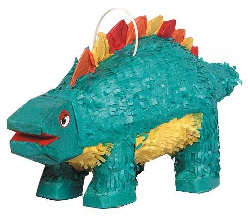 Stegosaurus Dinosaur Pinata (6639ASS-Stegos-UNQ-3D) by SAR-HOLDINGS LIMITED