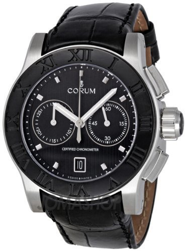 CORUM ROMULUC HOMME 44MM CHRONOGRAPHE AUTOMATIQUE MONTRE 984.715.98/0F01 BN77