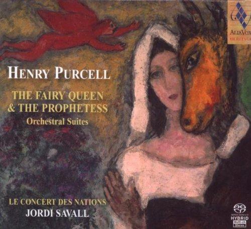 The Fairy Queen - The Prophetess (Suites Pour Orchestre)