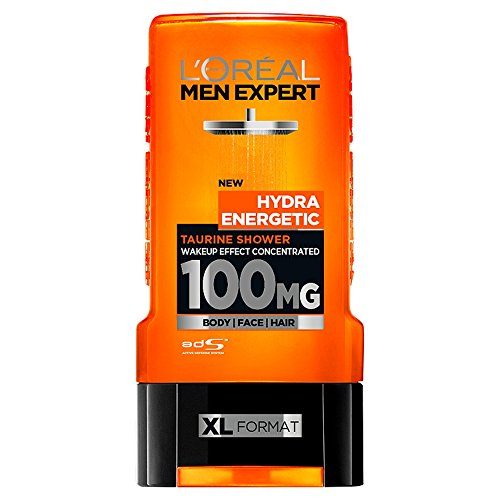 Loreal Men Expert Hydra Energetic Taurine Shower Gel (300ml)