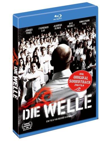 Die Welle (Limitierte Edition mit Original Soundtrack) [Blu-ray]
