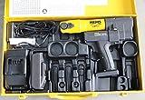 REMS Mini Press 22V ACC Nr. 578010 Presszange Pressmaschine im Stahlblechkoffer