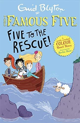 Famous Five Colour Short Stories: Five to the Rescue! (Famous Five: Short Stories Book 9) (English Edition)