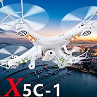 OOFAY® Drone with Camera X5 Remote Control Aircraft Aerial Drone Quadcopter