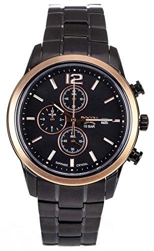 Boccia men's Quartz Watch Analogue Display and Titanium Strap 3759-04
