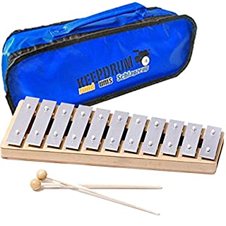 Sonor GP Kinder Xylophon Glockenspiel Sopran + Keepdrum Tasche Bag GRATIS!!!