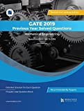 GATE 2019 Previous Year Solved Questions (ME) contains all the questions of Mechanical Engineering GATE Exam from 1991 to 2018 along with Engineering Maths and Aptitude.