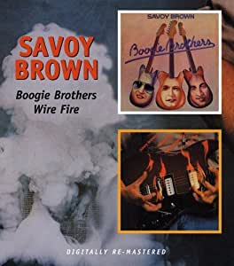 boogie brothers, wire fire