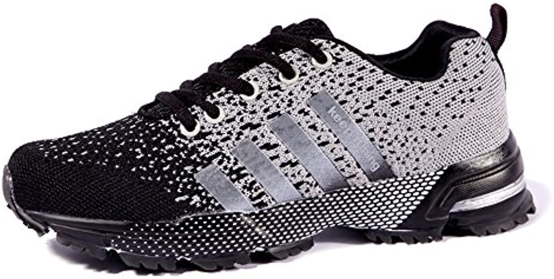 XIANV - Zapatillas de running de Caucho para hombre